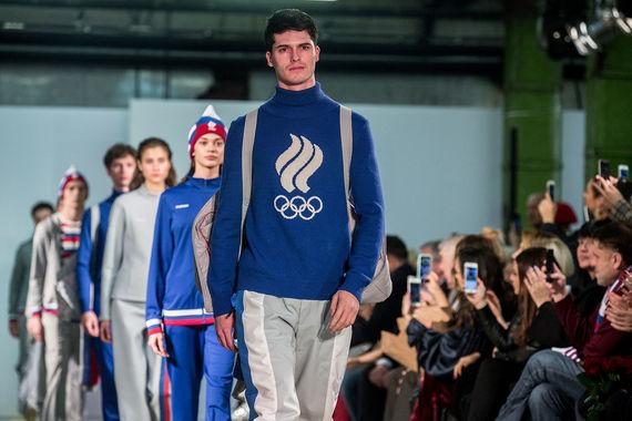 ZASPORT готов предоставить форму русским олимпийцам внейтральном статусе
