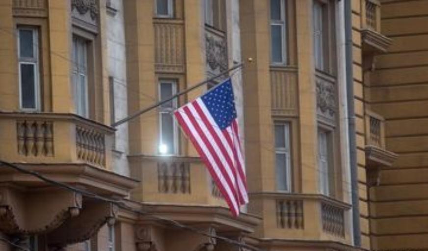 Впосольстве США в столице России получили 35 приглашений наелку вКремле