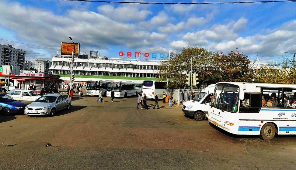 Вконце апреля Щелковский автовокзал закроют нареконструкцию