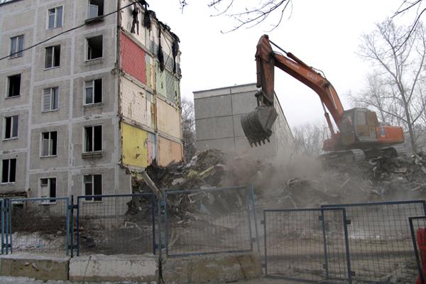 В столице России начали публиковать списки хрущовок под снос