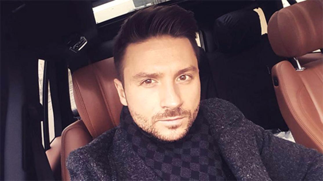 Сергей Лазарев уже 2,5 года счастливый отец
