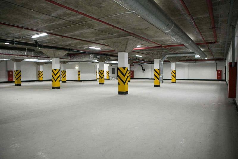 Впарке «Зарядье» открылась подземная стоянка
