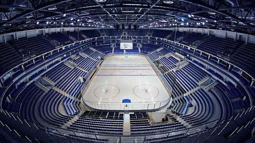 В столицеРФ заработает первая в Российской Федерации открытая ледовая арена