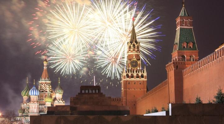 Салют вчесть Дня защитника Отечества в российской столице запустят с16 площадок