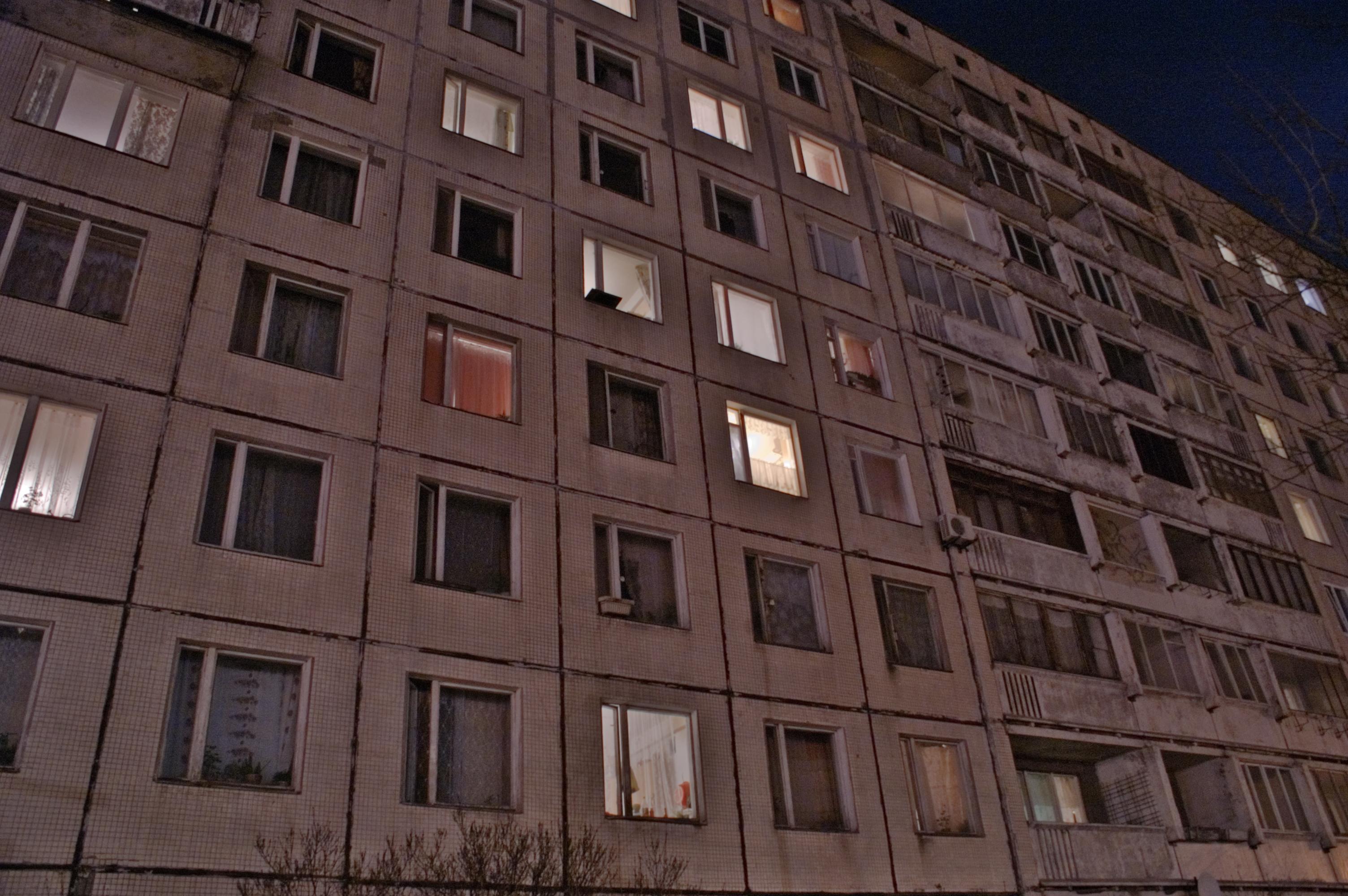 В крыму школьница упала с крыши 9-ти этажного дома новости o.