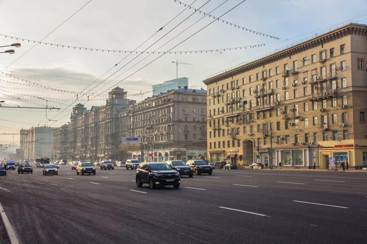 Встолице построят северный дублер Кутузовского проспекта