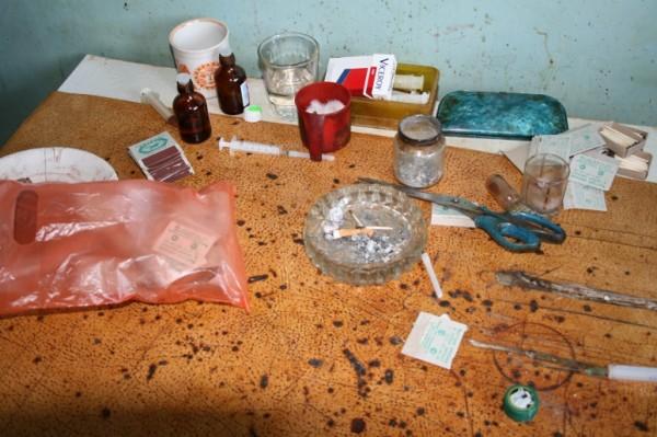 Наростовчанку завели дело засоздание наркопритона