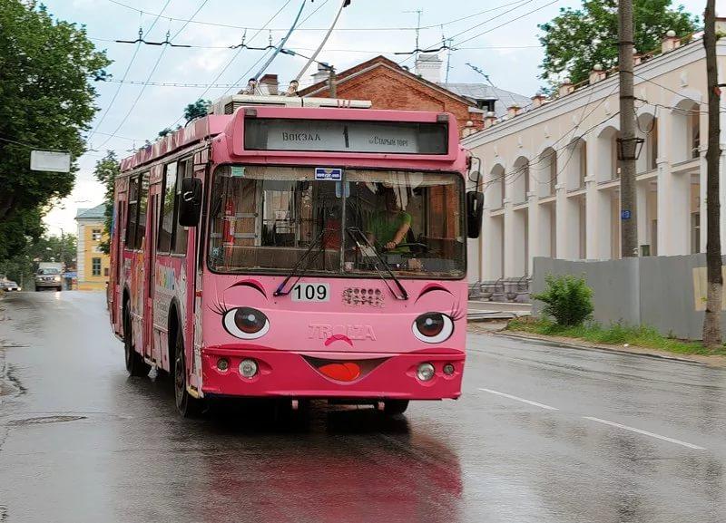 Девушку ударило током оттроллейбуса в столице России