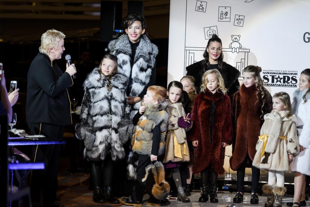 КНовому году бренд Gutseriev&Maximova представил капсульную коллекцию детской одежды измеха