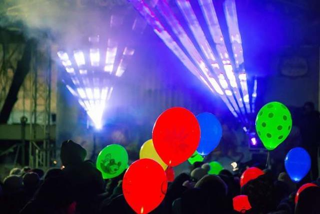 Надизайн-заводе «Флакон» вСВАО пройдет фестиваль светошариков