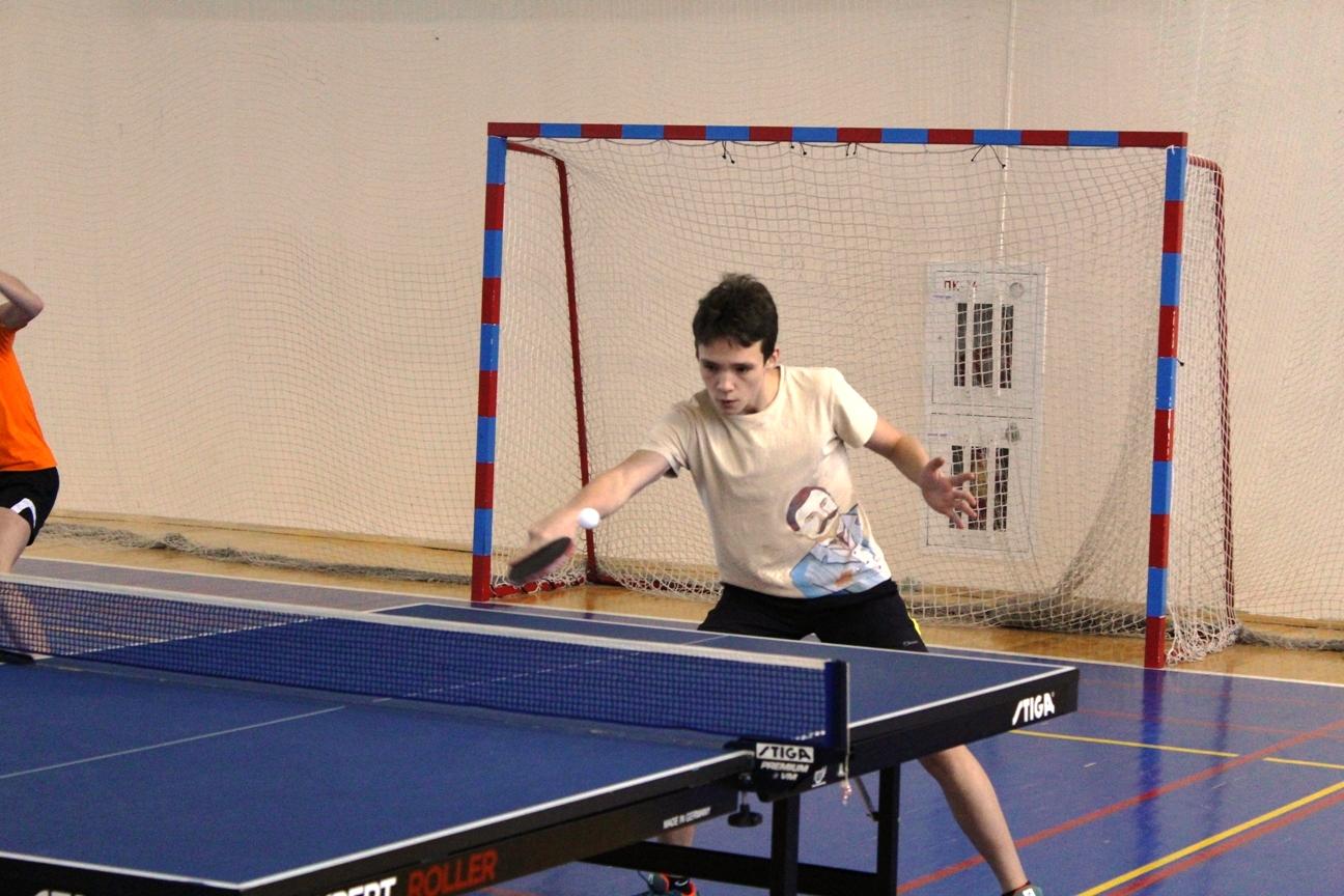 ВСВАО готовятся кокружным соревнованиям понастольному теннису