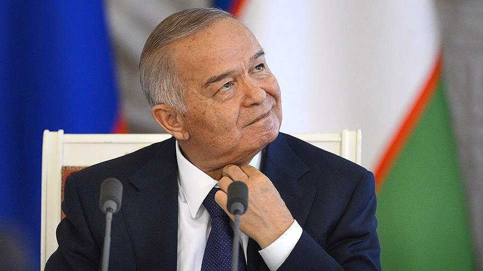 В российской столице может появиться монумент президенту Узбекистана Каримову
