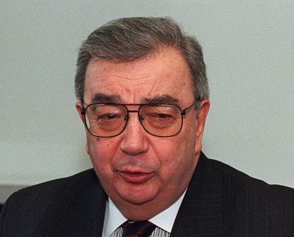 В российской столице открыли мемориальную доску экс-премьеру Евгению Примакову