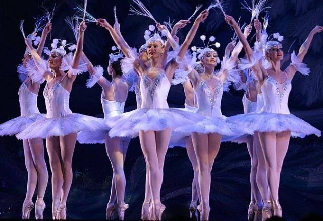 В российской столице стартуют балетные спектакли