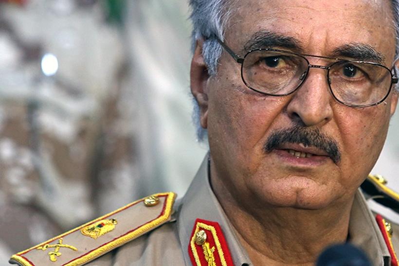 В столицу приехал командующий армией Ливии