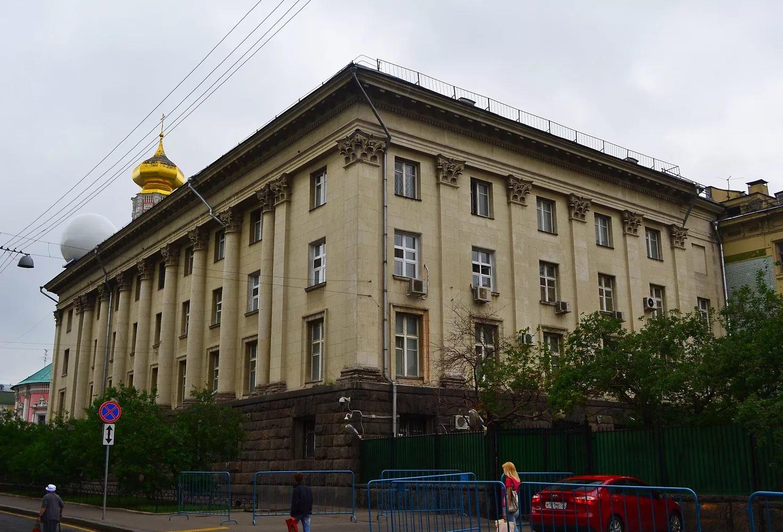 Богоявленский проулок вцентре столицы закрывают для проезда с16августа
