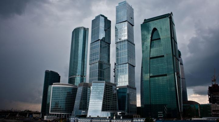 В «Москва-Сити» запустили самый высокий лифт вевропейских странах