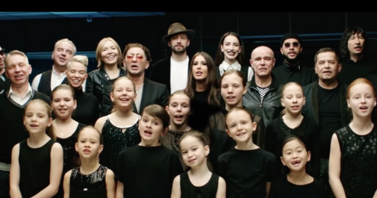 Российские звезды запустили социальный проект Жить
