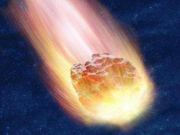 Вweb-сети размещено видео «падения метеорита» вПодмосковье