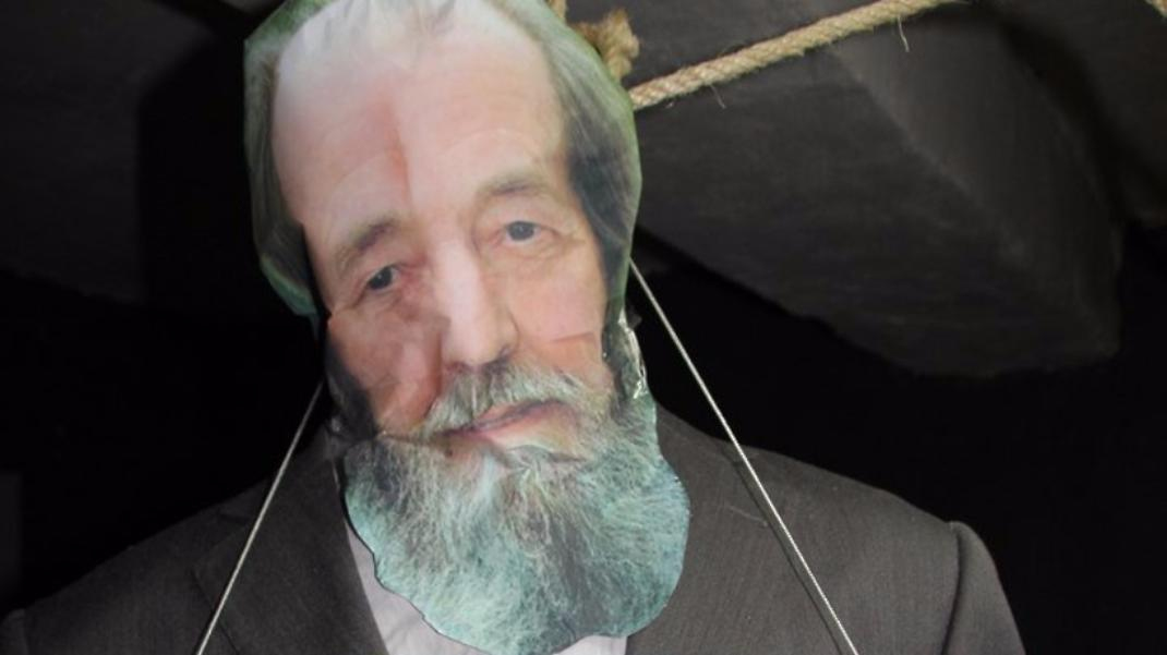Генпрокуратура начала проверку инцидента счучелом Солженицына умузея ГУЛАГа