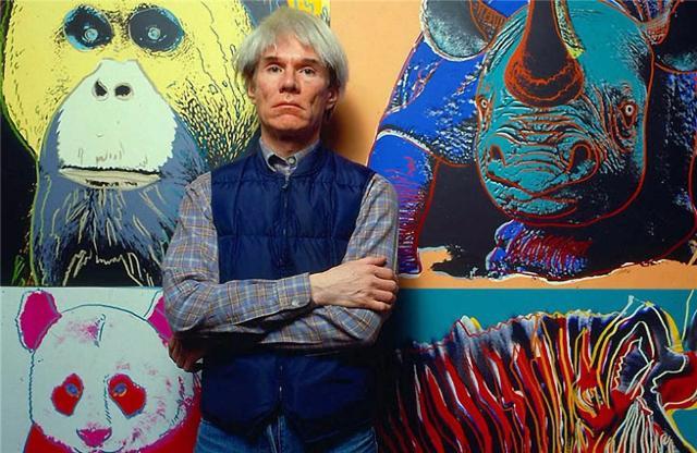 Выставка Энди Уорхола'Вымирающие виды представят в Дарвиновском музее
