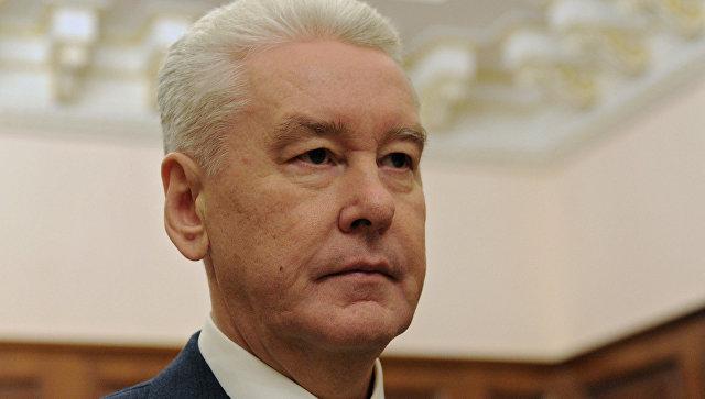 Собянин пожелал москвичам встретить Новый год без происшествий