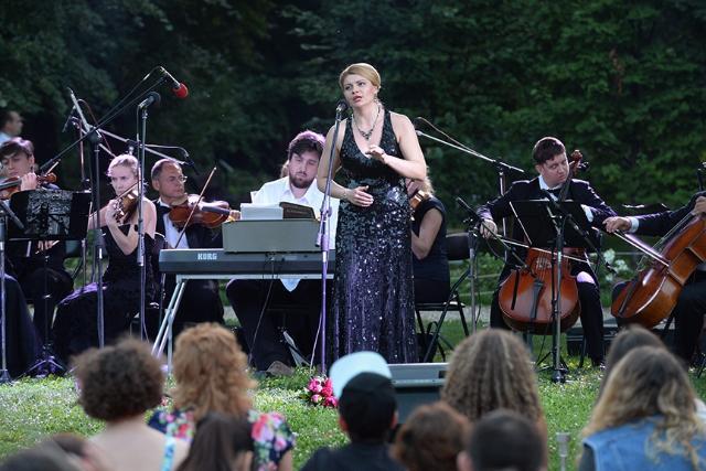 Граждан поселения приглашают наночной концерт традиционной музыки
