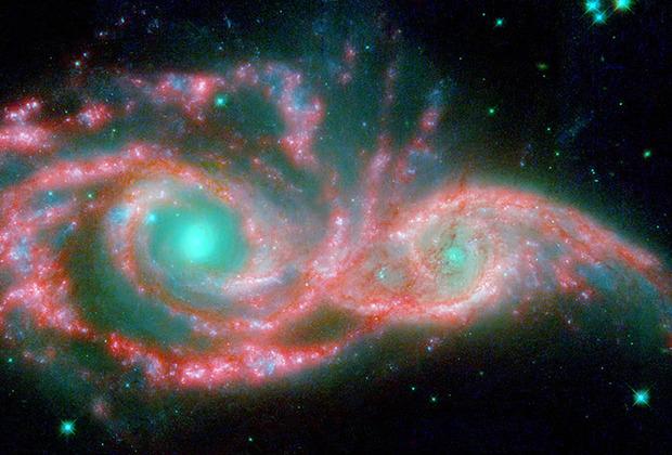 Ученые открыли «космические глаза»