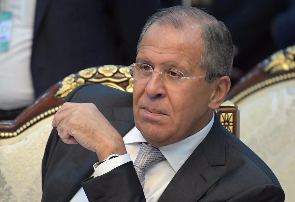 Лавров отреагировал назапрет вСША военного сотрудничества сРоссией