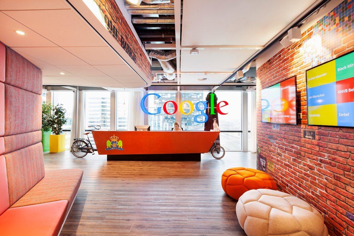 Наконференции Google вСША появился пожар