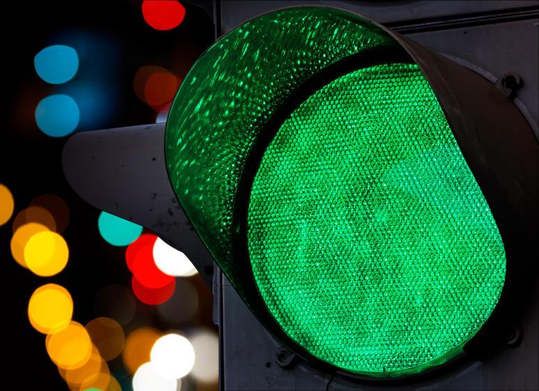 «Зеленую волну» для московского городского автомобильного транспорта запустят через год