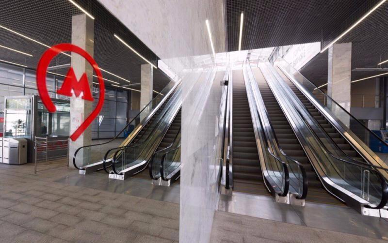 Впоездах МЦК начали объявлять, скакой стороны находится платформа