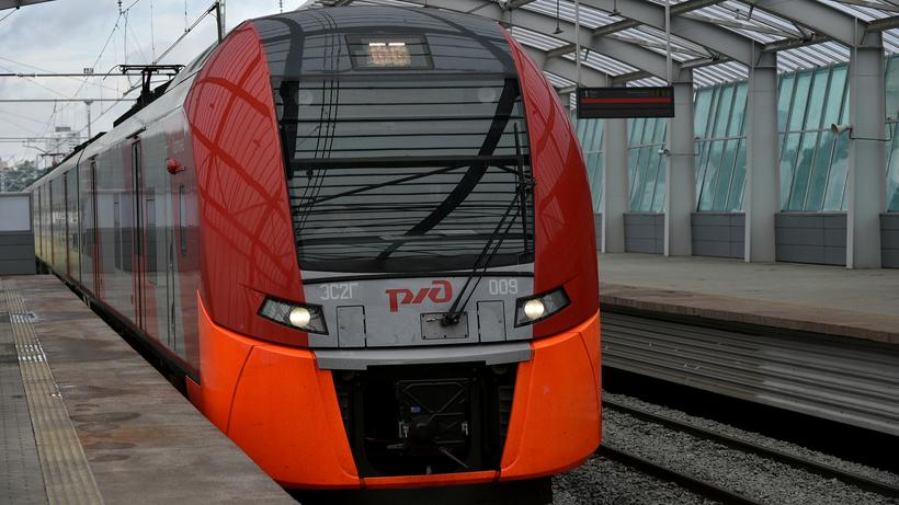 Поезда МЦК будут оборудованы системой видеонаблюдения