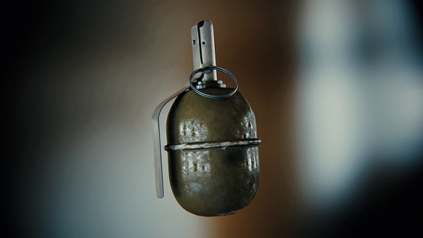 Задержаны подозреваемые вминировании жилого дома при помощи гранаты