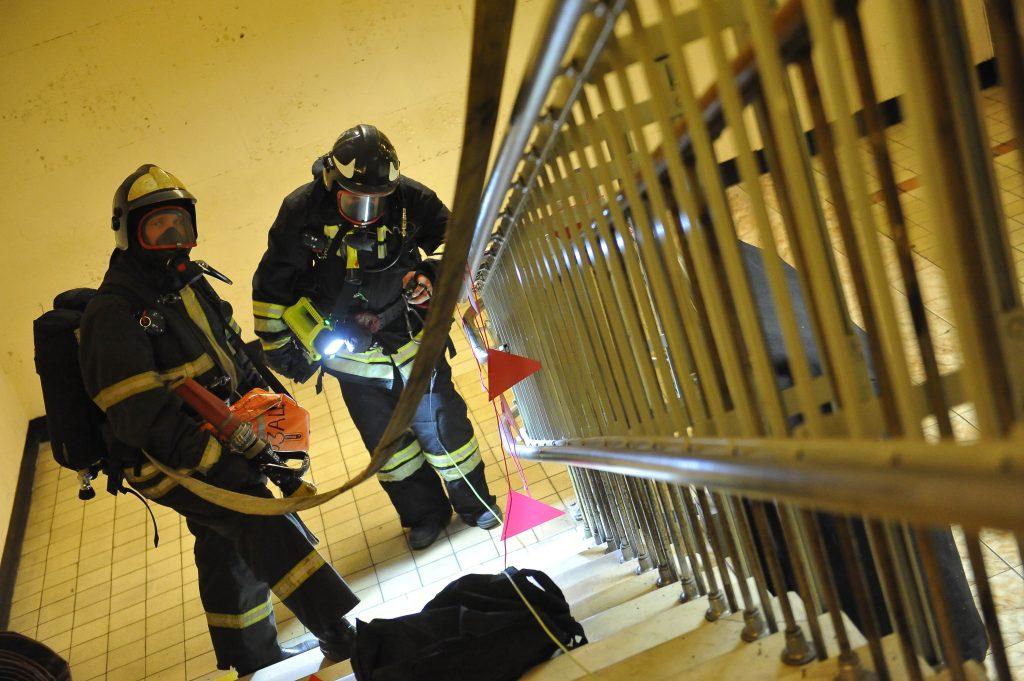 Эвакуировано 500 человек— Пожар в столицеРФ