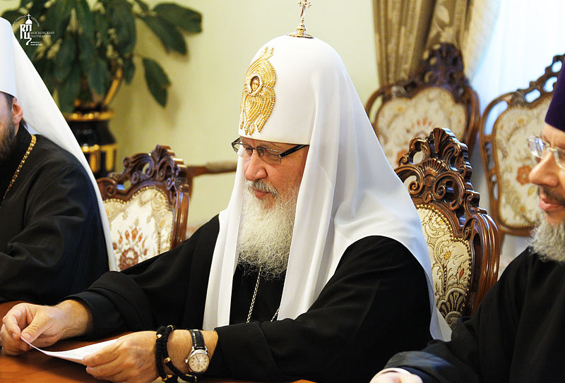 Уровень жизни патриарха далек отуровня даже очень богатого человека— РПЦ