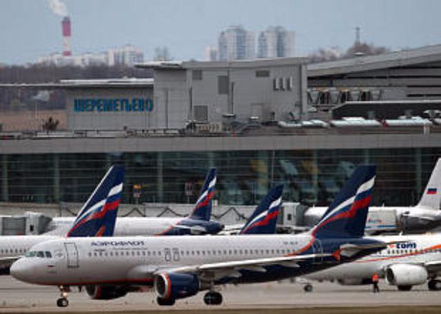 Свыше 40 рейсов задержали иотменили ваэропортах столицы