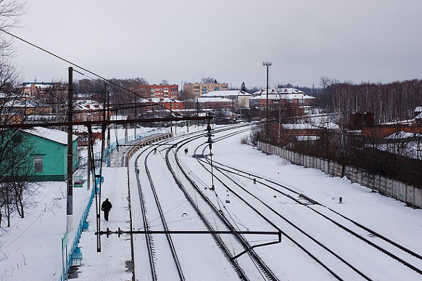 Женщину с ребёнком в коляске насмерть сбила электричка Чехов — Москва