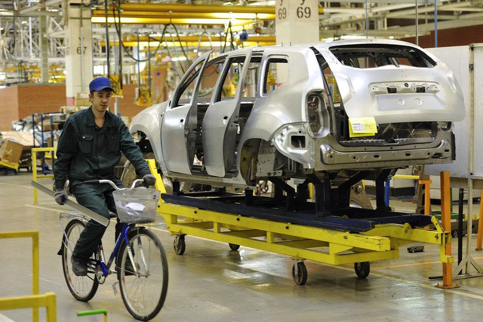 Рэно приостановит производство кроссоверов «Duster» и«Kaptur» в Российской Федерации