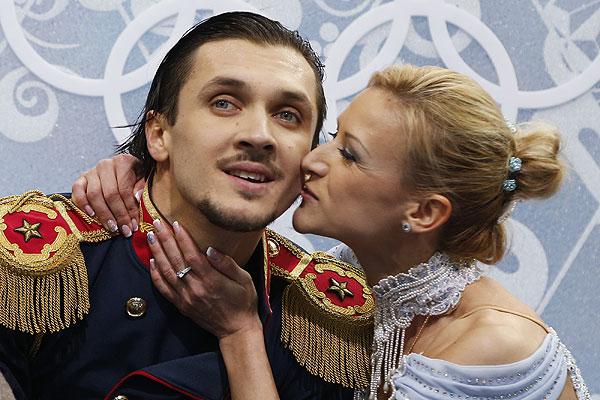 Олимпийские чемпионы Волосожар и Траньков стали родителями