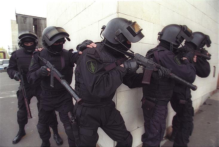В милиции опровергли захват заложников вцентральной части Москвы