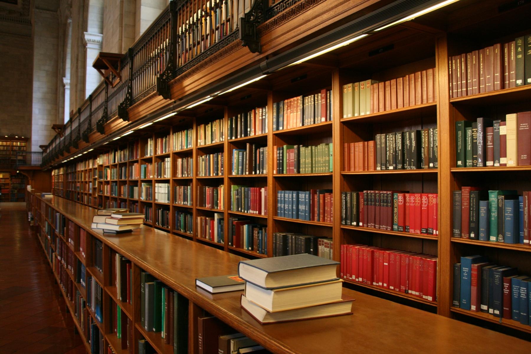 Столичные библиотеки напомнят москвичам овозврате книжек поСМС