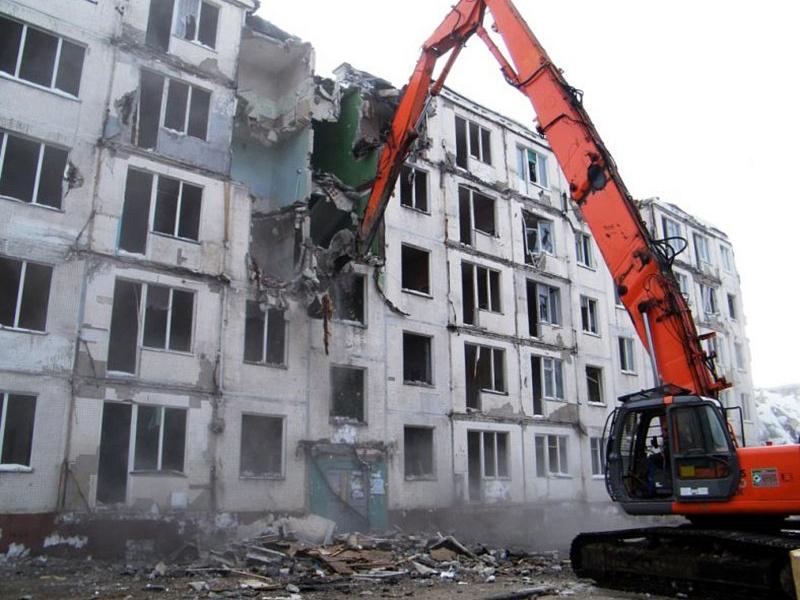 Собянин: предварительный список сносимых в российской столице пятиэтажек будет готов к1мая
