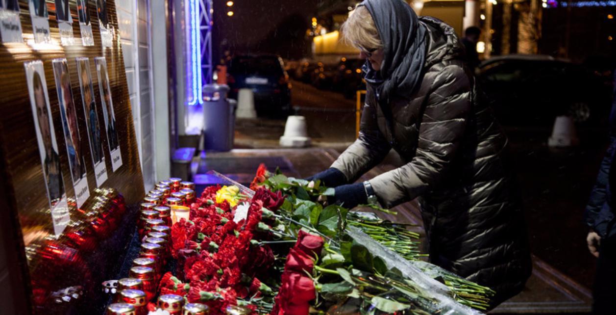 Праздничные мероприятия в столицеРФ будут изменены всвязи с аварией вСочи