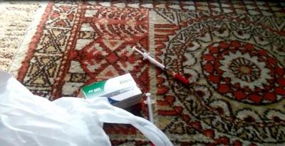 ВАксае полицейские «накрыли» наркопритон