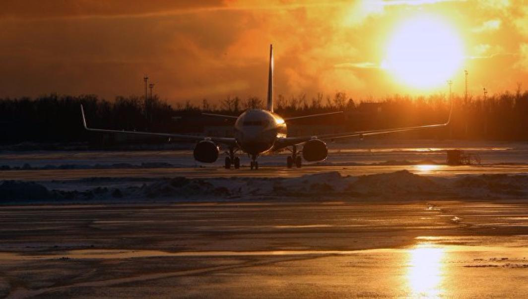 Ваэропортах столицы отменены неменее 70 рейсов