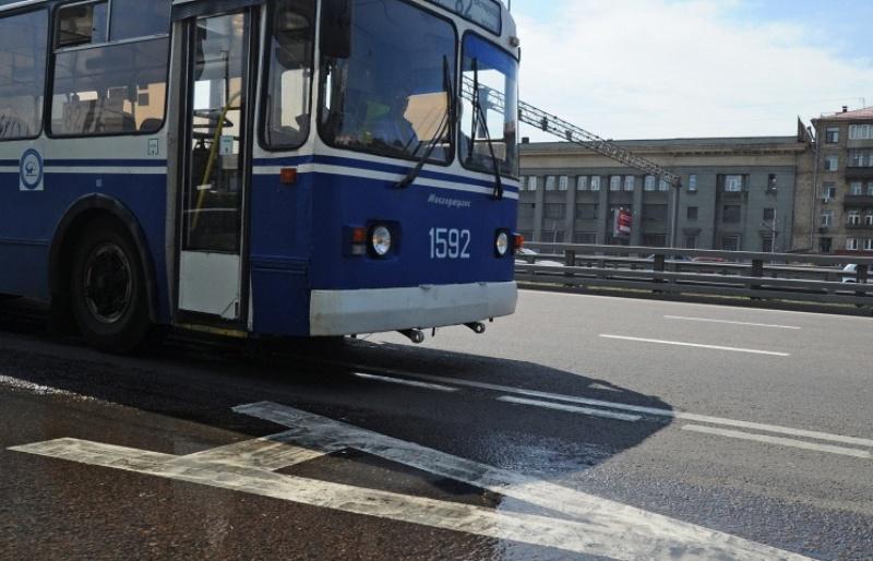 В столице России создадут еще неменее 20км выделенных полос для публичного транспорта
