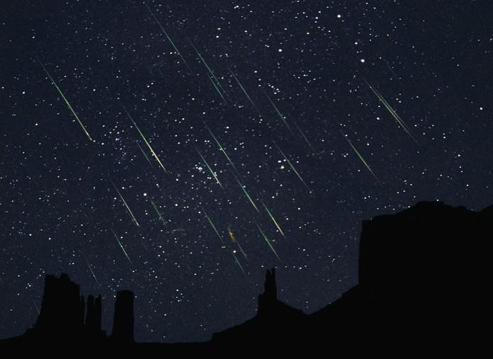 Москвичи увидят мощнейший метеорный поток вночь на4января