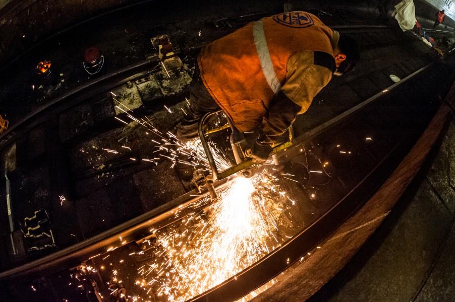 Ремонтные работы проведут научастке Сокольнической линии метро