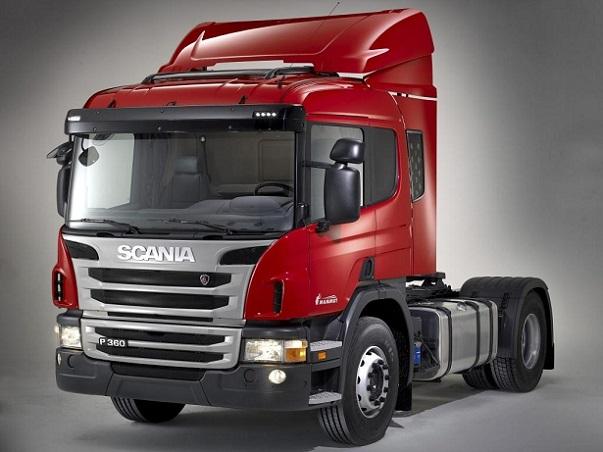 Состоянки в российской столице  угнали дорогой грузовой автомобиль  Scania